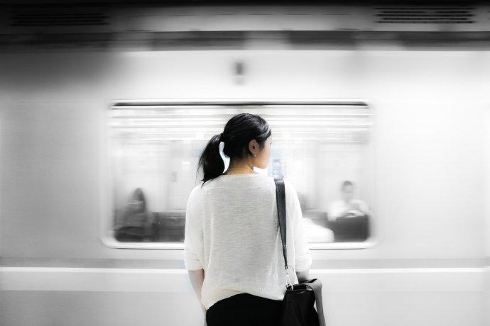 ansiedad transporte publico